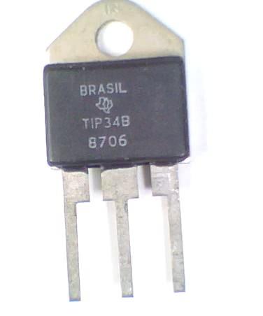 Transistor PNP Potencia TIP34B  TRANS