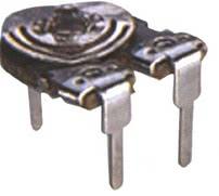 Trimpot Mini Horizontal 4m7r