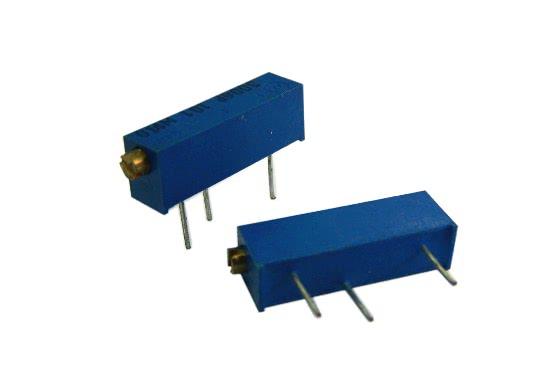 Trimpot Multivolta 3006P 15 Voltas 102 1kr