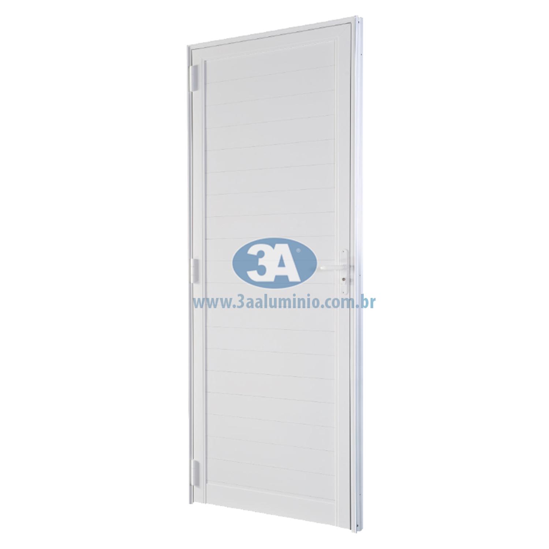 Porta De Abrir Lambri 90 x 210 (Lado Esquerdo)  Home