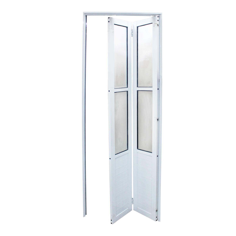 Porta camarão lambri com vidro 60 x 210 ( lado esquerdo) - Home