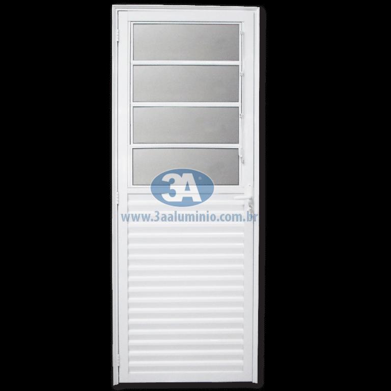Porta De Abrir Basculante 80 x 210 (Lado Direito) – Home