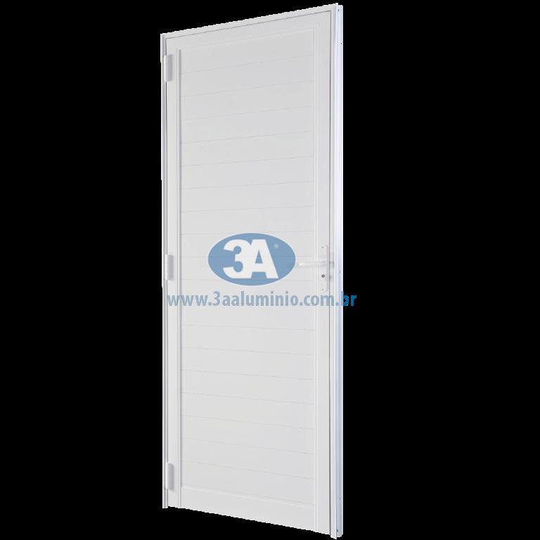 Porta De Abrir Lambri 80 x 210 (Lado Direito)  Home