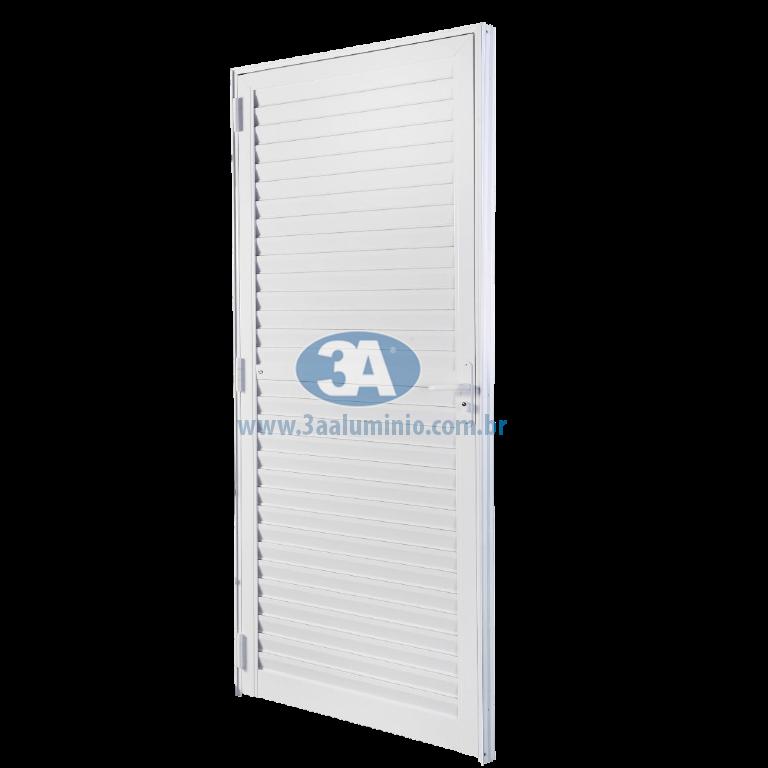Porta De Abrir Palheta Ventilada 80 x 210 (Lado Direito) – Home