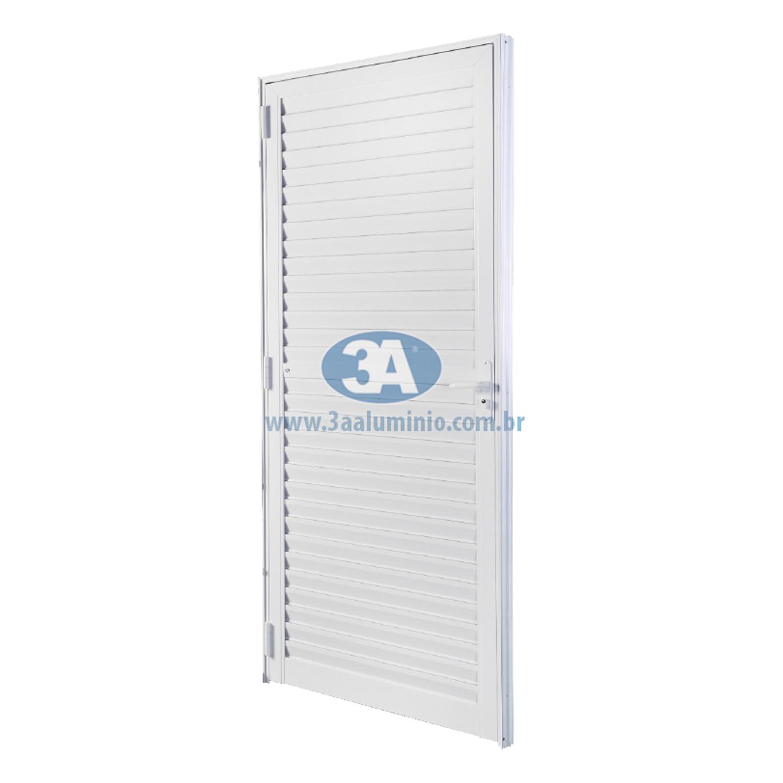 Porta De Abrir Palheta Ventilada 90 x 210 (Lado Direito) – Home