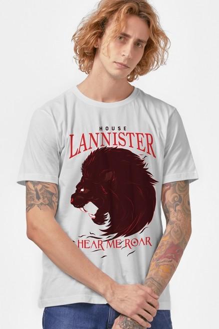 Camiseta Game of Thrones Hear me Roar