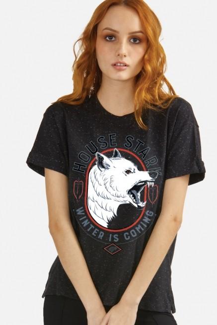 Camiseta Game of Thrones House Stark
