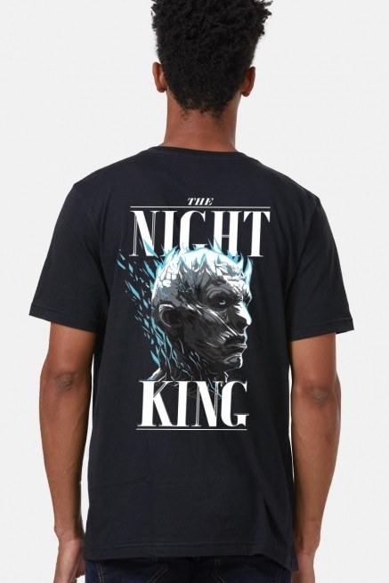 Camiseta Game of Thrones The Night King