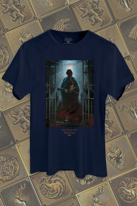 Camiseta Game of Thrones Your Name will Disappear