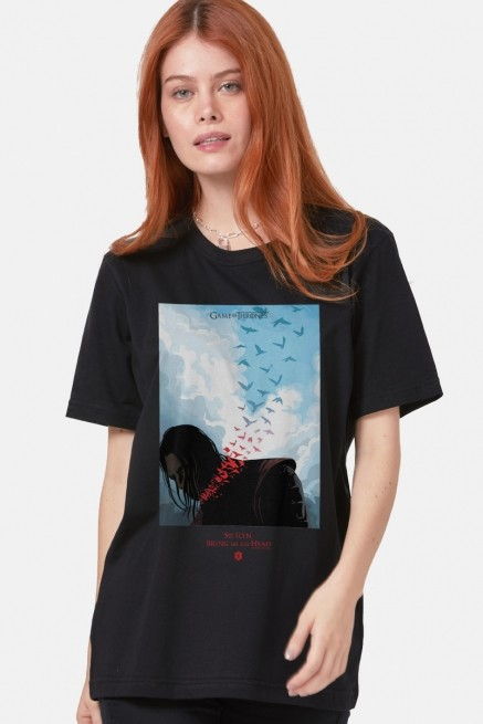 T-shirt Game of Thrones Bring me His Head