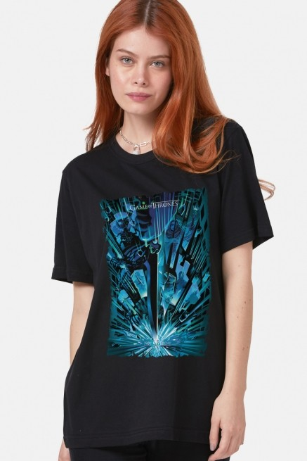 T-shirt Game of Thrones Not Today