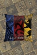 Almofada Game of Thrones Stark, Targaryen e Lannister