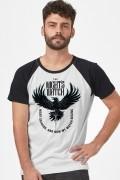 Camiseta Raglan Game of Thrones The Night's Watch