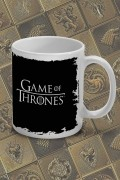 Caneca Game of Thrones Lannister Brasão