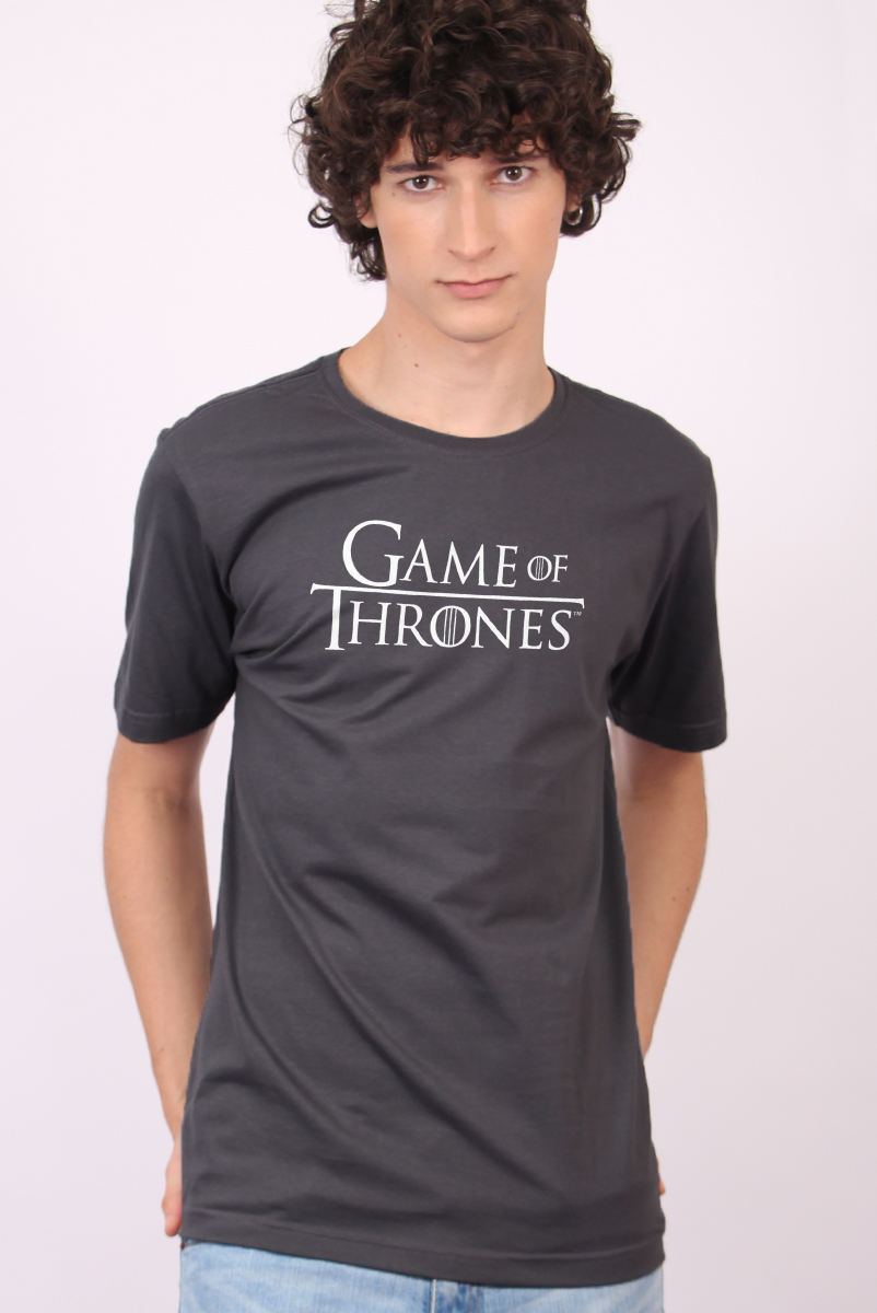 Camiseta Game of Thrones 10 Anos Houses of Westeros