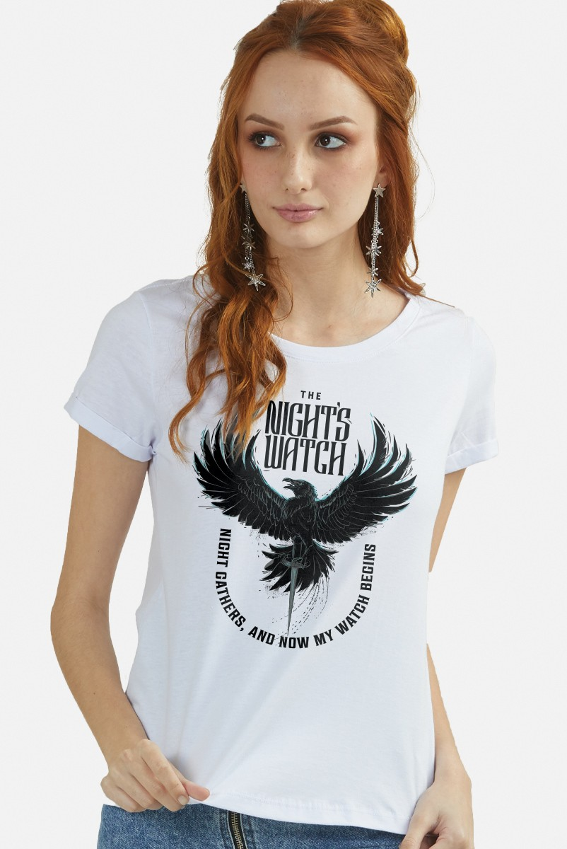 Camiseta Game of Thrones The Night's Watch