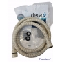 Flexível para ducha higienica Deca Bege 1,2 mt - 4606325