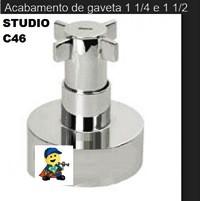 Acabamento Deca Studio 1.1/2 E 1.1/4 4900C46GD