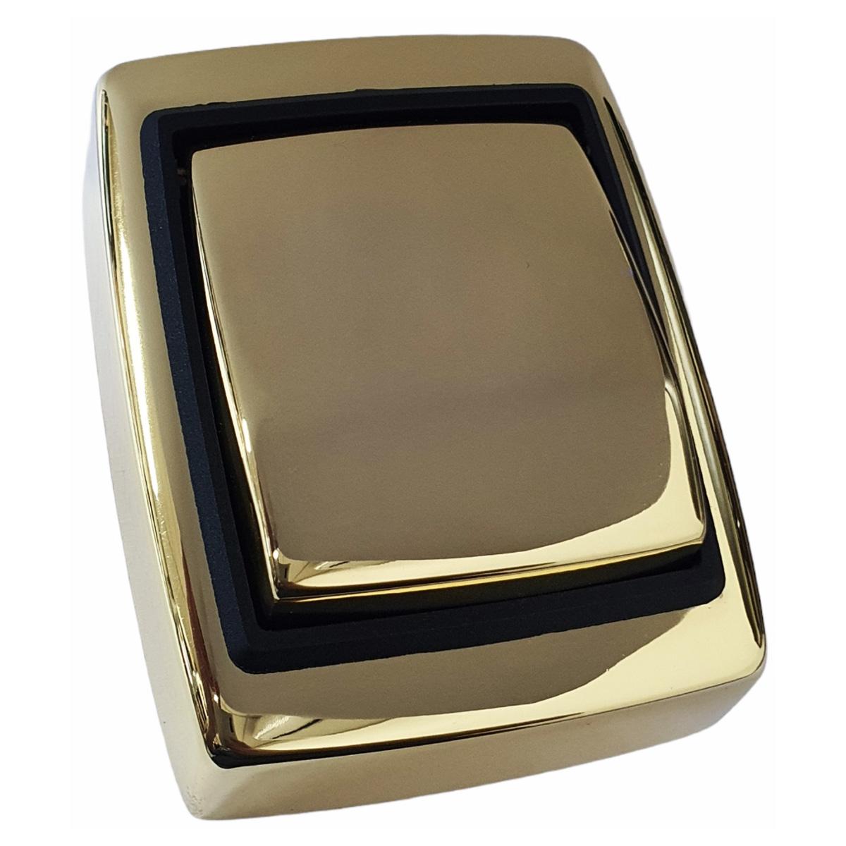 Acabamento Hydra Luxo Dourado - 4900DLXO
