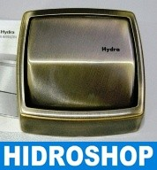 Acabamento Válvula Hydra Max Clean Ouro Velho - 4900GCLN