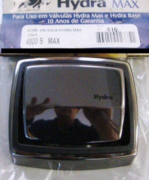 ACABAMENTO HYDRA MAX ONIX FUME 4900416