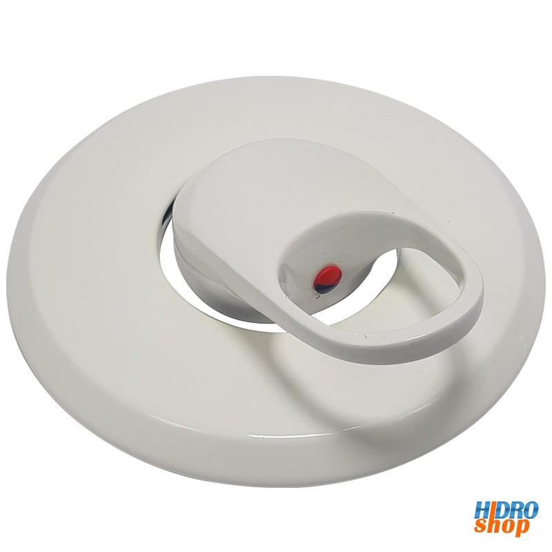 Acabamento Monocomando Chuveiro Decamix Branco Deca - 4993E79BR