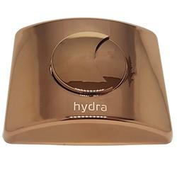 Acabamento Red GOLD P/ Valvula Descarga Hydra Duo Deca
