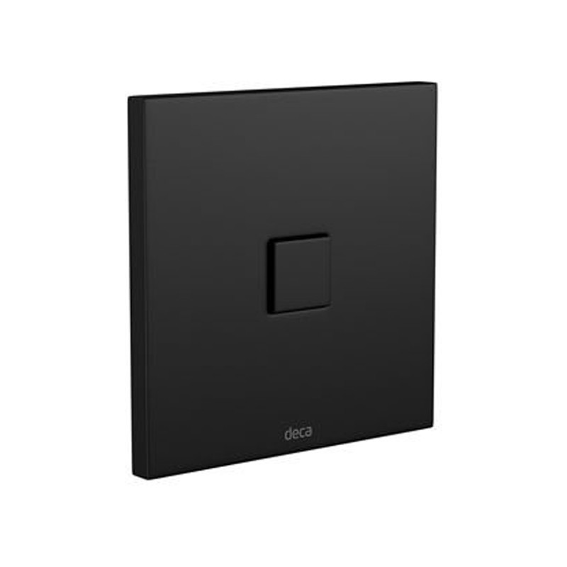 Acabamento Válvula Deca Slim Black Matte 1.1/4 e 1.1/2 - 4900BLSLMMT