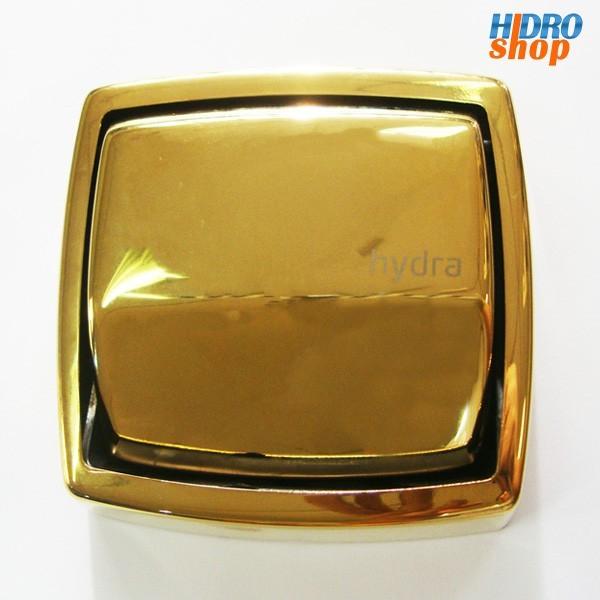 Acabamento Valvula Descarga Deca Hydra Clean Gold - 4900GLCLN