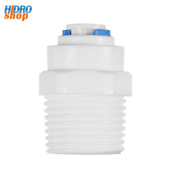 Adaptador Filtro 1/2 x Tubo 1/4 - CN005