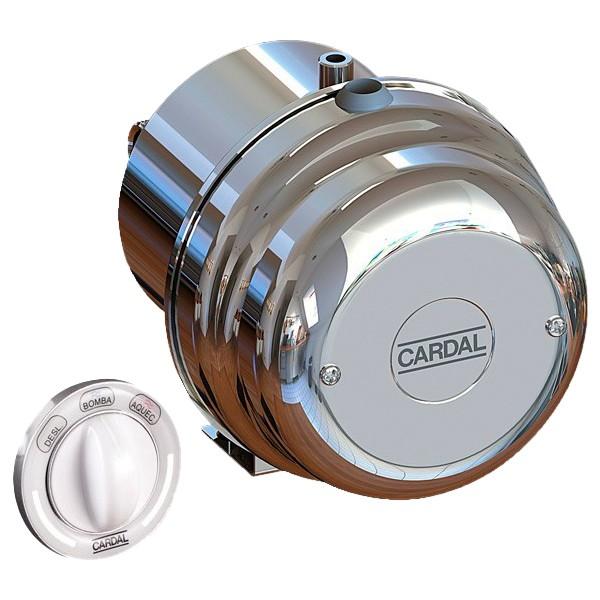 Aquecedor Hidromassagem Inox Hidro 2 Cardal 5200w 220v - Aq056/2