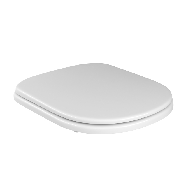 Assento Plástico Vogue Plus Deca Branco Gelo - AP.50.17