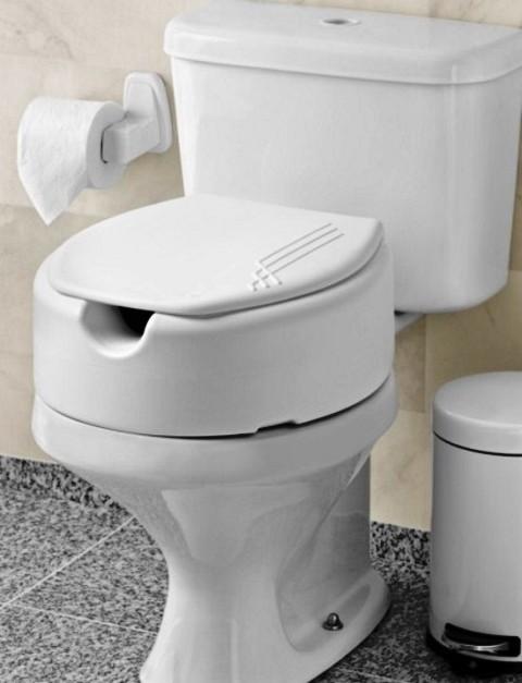 Assento Sanitário Elevado 13,5cm - ASS25