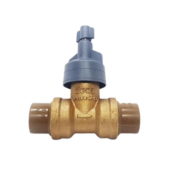Base Registro Pressão Deca Dn20 Tubulação Pvc 25mm - 4416202PVC