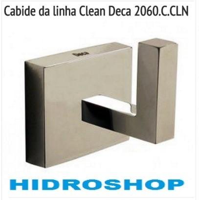 Cabide da Linha Clean Deca - 2060CCLN