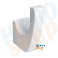 Cabide Louça Deca Branco - A68017
