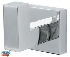 Cabide Quadratta Cromado Deca - 2060C83