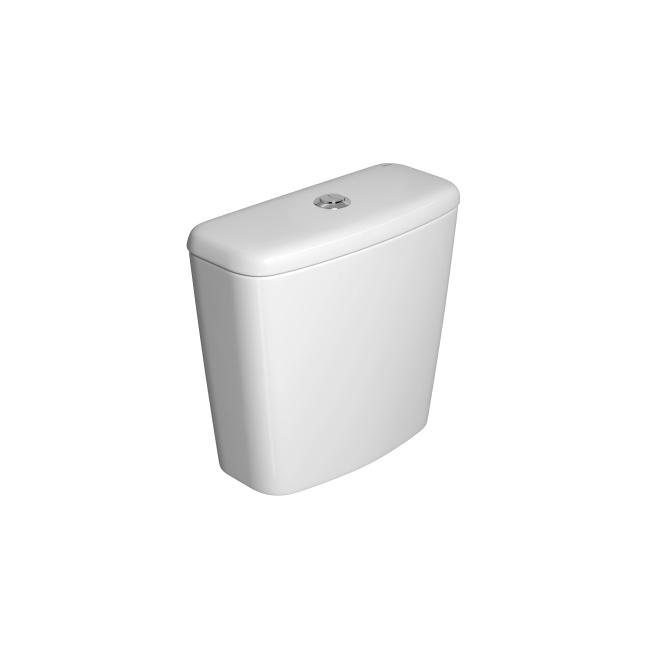 Caixa Acoplada Dual Flux Branca Deca Ravena Aspen Spot Izy - CD00F