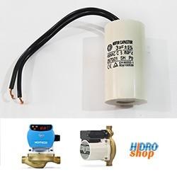 Capacitor Pressurizador Komeco 220v Tp 40 E Tp 40 Thermo – 0100030078