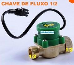 CHAVE DE FLUXO FLUXOSTATO DE 1/2 1,6A