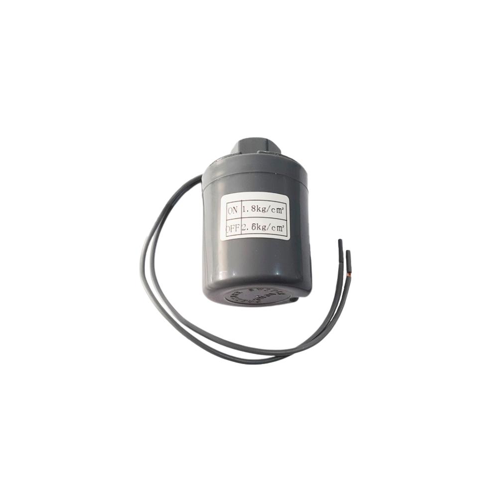 Chave Pressão Pressostato para Pressurizador 1,8 x 2,6 3/8f - PRESS1825