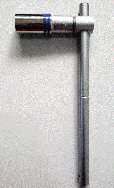 Chave Registro Pressão Fabrimar Com Cabo - 3338K120