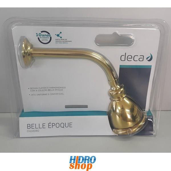 Chuveiro Belle Epoque Gold Com Tubo - 1994GLCT