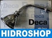 CHUVEIRO DUCHA BELLE EPOQUE 1994C DECA C/ TUBO CROMADO