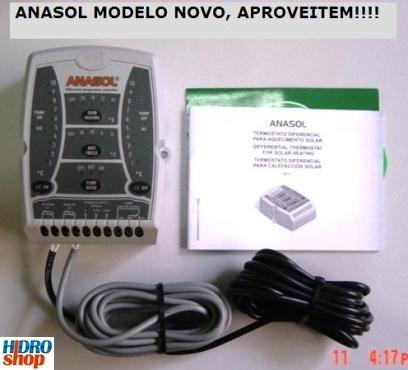 Controladora Diferencial de Temperatura Anasol Full Gauge - C26624
