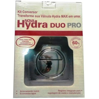 Conversor Hydra Duo Pro 1.1/2 Baixa Pressão - 4916C112DUOPRO