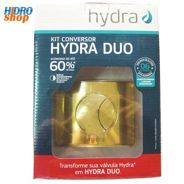 Conversor Hydra Max para Hydra Duo Gold Baixa Pressão - 4916GL112DUO