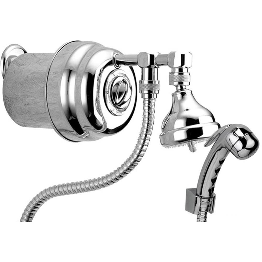 Ducha Eletrônica Luxo Com Resistência Blindada 7800w 220v - Aq079/2