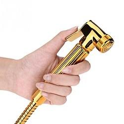 Ducha Higiênica Gold Flexível E Suporte - 1607201