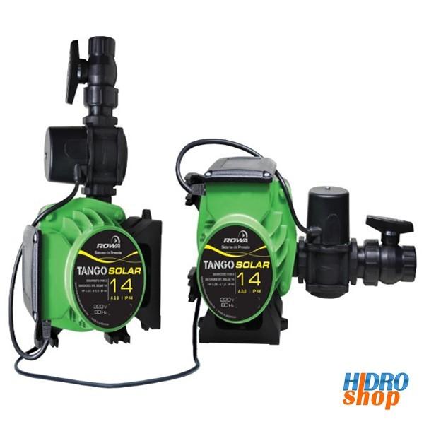 Duplo Pressurizador Solar Rowa Pós Boiler 220v - TGSOLAR14